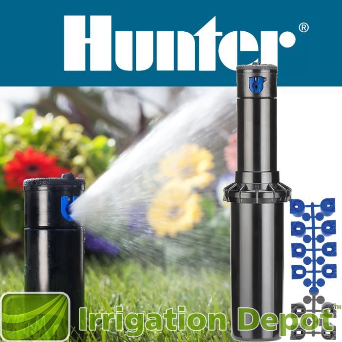3 Pack Hunter PGP Ultra with Nozzle Trees