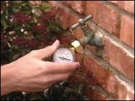 Checking your water pressure
