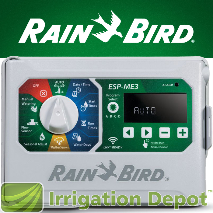 /rzx4/ pour ext/érieur 4/Saisons /Programmateur darrosage Rain Bird/