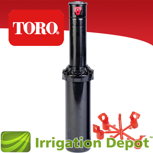 Toro Mini 8 Rotary Sprinklers Radius 15 To 24 4 6 M